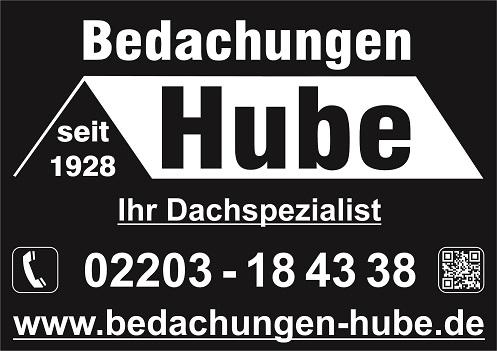 Logo von Bedachungen Hube