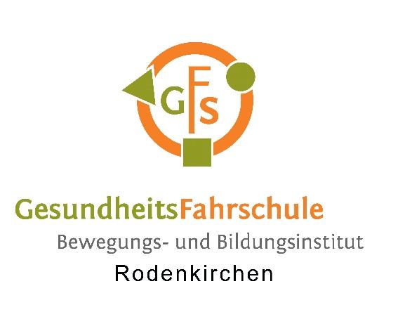 Logo der Gesundheitsfahrschule